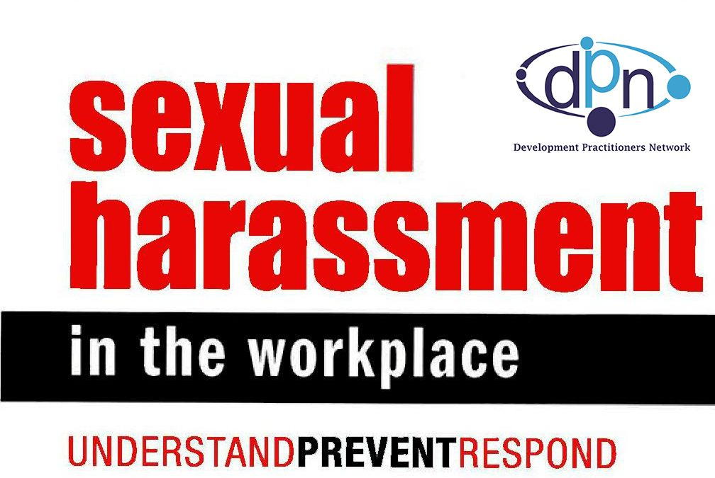 Recognizing, Managing and Preventing Sexual Harassment in the Workplace