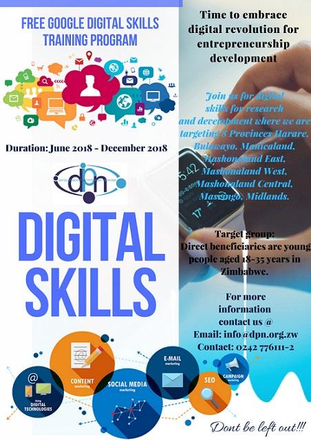 Time to embrace digital revolution for entrepreneurship development.